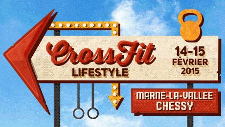 Salon CrossFit ®* LifeStyle 2015