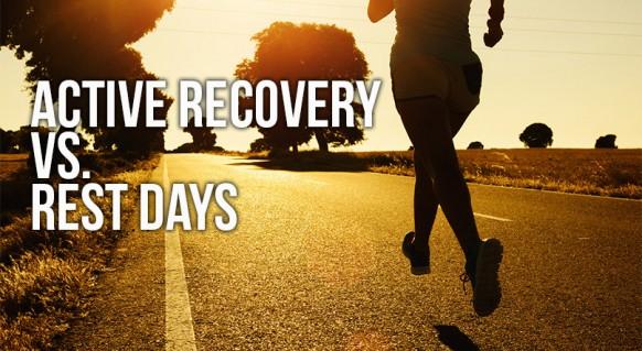 La récupération active ou la différence entre un jour de repos et un jour de récupération