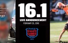 L'annonce de l'Open Workout 16.1 en direct de Norcal CrossFit ®*