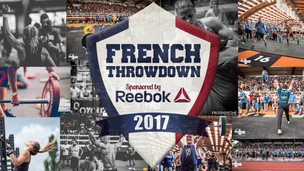 Finale des French Throwdown 2017 : suivez le live de la plus grande compétition de CrossFit ®* en France