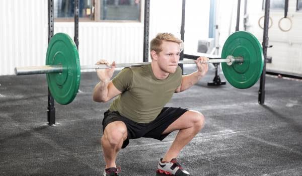 5 mythes sur les Back Squats !