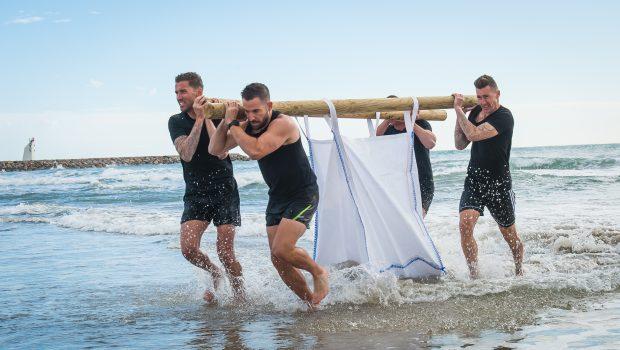 Jeu concours 2 packs de 2 dossards BAREFIIT, la course à obstacles pieds nus à GAGNER !