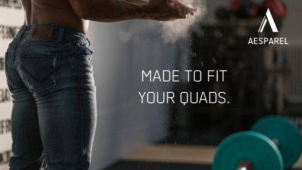 Trouver un jeans qui vous va, c'est enfin possible. Coupe athlétique, élasticité, durabilité et confort.