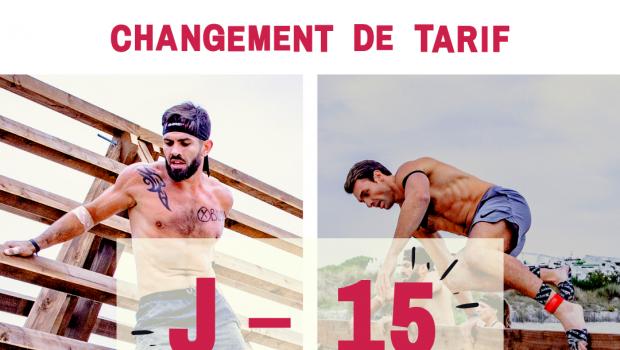 Jeu concours BAREFiiT 2019 – 4 dossards À GAGNER !