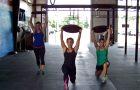 5 exercices de fentes pour muscler vos fessiers !