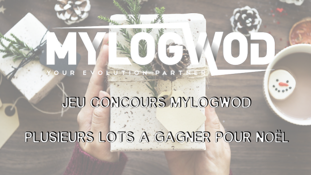 JEU CONCOURS – Noël avant l'heure avec MYLOGWOD