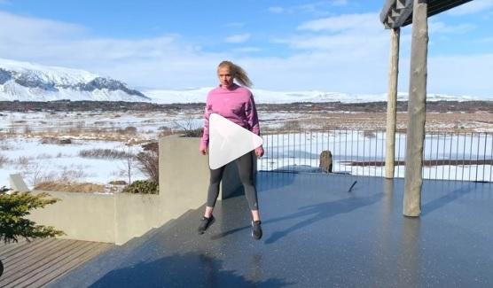 Le WOD Tabata d'Annie Thorisdottir qui va vous exploser les jambes !