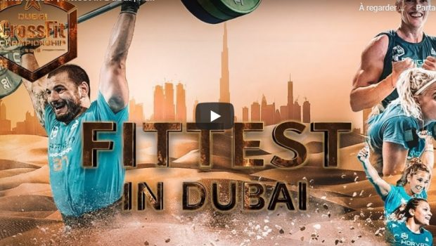 Mat Fraser : Fittest in Dubai – Reportage complet