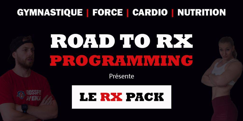 programmation crossfit rx