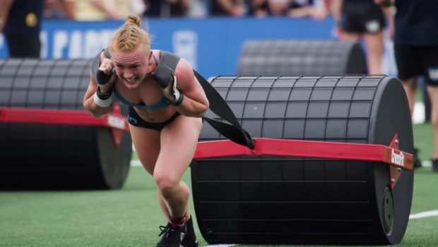 «Continue to Rise» – CrossFit ®* Games 2018
