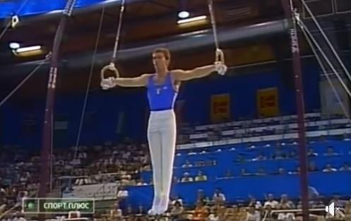 Gym rétro : revivez la superbe performance de Jury Chechi aux championnats du monde 1997 !